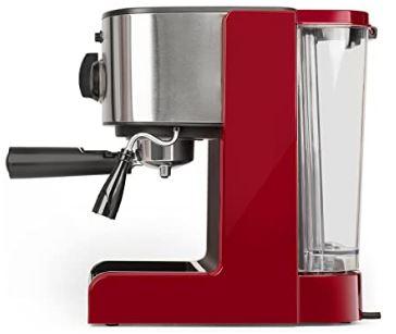 machine à expresso Klarstein Passionata Rossa
