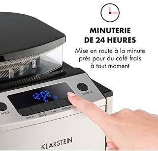 machine à café KLARSTEIN Aromatica X