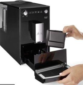 cafetiere à grains Melitta Purista