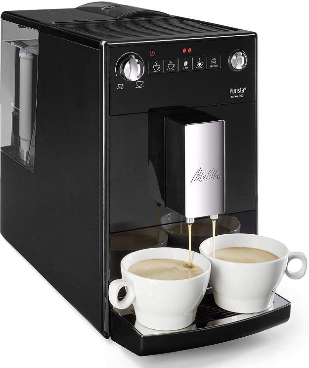 melitta purista machine à café à grains