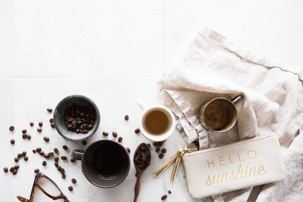 cafetière à grains